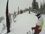 2011 Crested Butte Extremes finals run (2nd place)