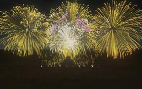 Fireworks Show - FWsim Simulator