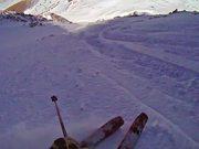 South America Pow Skiing 2011