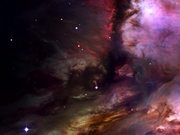 Panning on the Orion Nebula-2