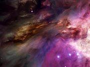 Panning on the Orion Nebula-2