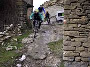 Backcountry Pyrenees Mountain BIke Trip