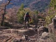 Backcountry Pyrenees Mountain BIke Trip