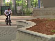 Volume Bikes: Matty Long Midship Frame Edit