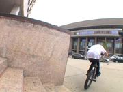 Volume Bikes: Matty Long Midship Frame Edit