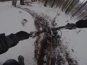 Bike Snow Karma