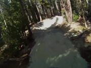 Twilight Zone at Mammoth Mountain Bike Park