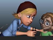 RebeccaPoch Animation Showreel 2016