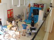 Quella Fixed Gear Bike Shoot Behind the Scenes