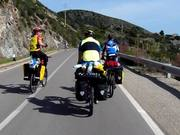 Elba Bike Tour 2010 - On the Road