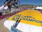 Camp of Champions Big Air Bag Tour