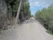 Mountain Bike Training Session