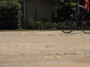 Around Chapel Hill: on a bike