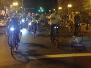 Boston Bike Party Ride By