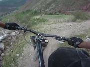 Racchi Mountain Bike Trail, Cusco, Peru