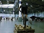 Bike Trial. Yuri Dragoner