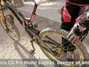 Cedric Gracia - Bike Check 2012