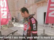 Cedric Gracia - Bike Check 2012