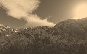 Majestic Mountain Top
