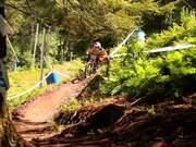 GES Blue Mountain Bike Park 2014 - Finals
