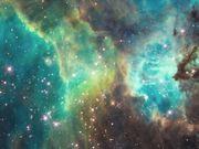 Panning on NGC 2074