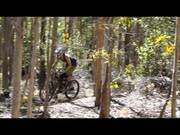 Entrenamientos Nevados de Chillan Bike Park 2012