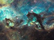 Panning on NGC 2074-1
