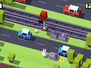 Landitech: Playing Crossy Road Multiplayer