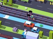 Landitech: Playing Crossy Road Multiplayer