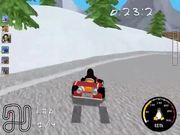 Super Tux Kart Gameplay