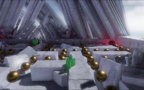 Super (Pac) Man Mini Game