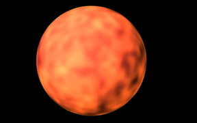Bloody Red Planet