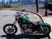 Bike to Bobber 93 Kawasaki Vulcan EN500 Bobber