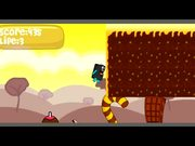 Construct 2: Chuck Momo Gameplay
