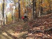 Thunder Mountain Bike Park at Berkshire East
