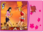 Totally Spies Puzzle 4