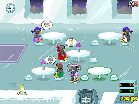 Pinguin Games