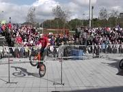 Danny MacAskill & The Clan at Riverside Extreme