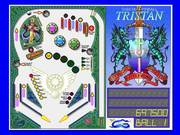 Tristan Pinball Gameplay