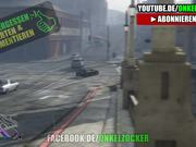 GTA 5 PAINT JOB GERMAN - GAMEPLAY