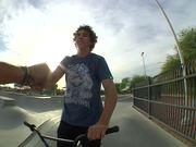 Volume Bikes: Drew Hosselton Skatepark Quickie.