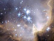 Panning on NGC 602-2