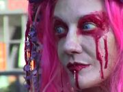 Zombies in Brighton