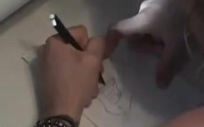 Orbie (speed drawing)