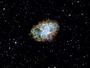 Zooming on the Crab Nebula