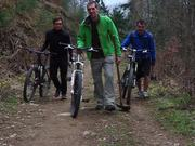 Radlager  - Teaser Enzi-Trail