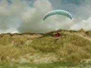 LIKE A BIRD ON THE BEACH, Donegal - Ireland