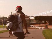 Welcom to The Team - Tony Baude
