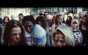 Zombie Walk Paris 2015