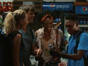 Pepsi Ad Backpackers